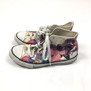 Converse High Top Multicolor Sneakers
